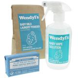 Wendyl's: Baby Wash Kit