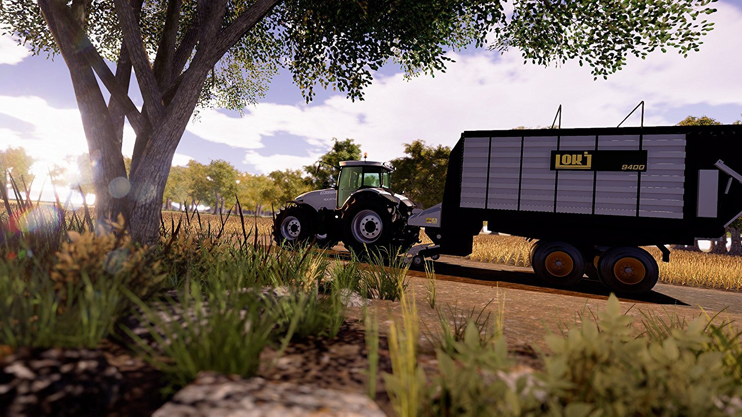 Real Farm Sim for PC Games image