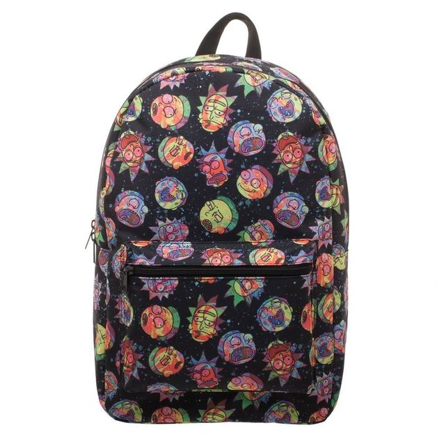 Rick & Morty - Cosmic Quickturn Backpack