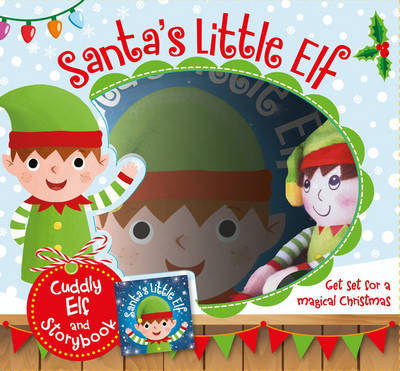 Santa's Little Elf image