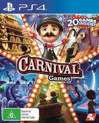 Carnival Games for PS4