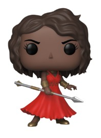 Black Panther - Okoye (Red Dress Ver.) Pop! Vinyl Figure (LIMIT - ONE PER CUSTOMER)