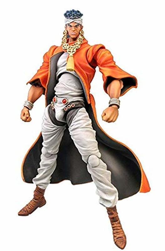 JoJo's Bizarre Adventure 3: Mohammed Avdol - Super Action Statue