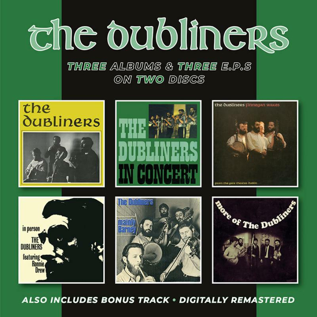 The Dubliners / In Concert / Finnegan Wakes / In Person + Mainly Barney by The Dubliners