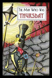 The Man Who Was Thursday by G.K.Chesterton image