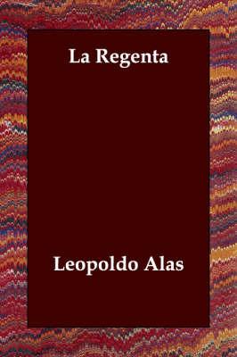 La Regenta by Leopoldo Alas image