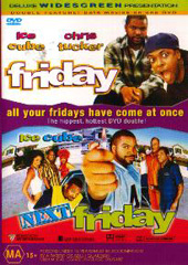 Friday/Next Friday on DVD