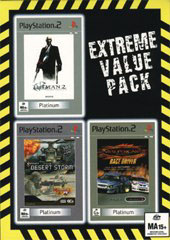 Extreme Value Pack for PlayStation 2