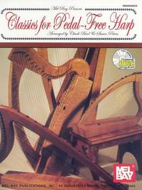 Classics for Pedal-Free Harp by Chuck Bird image