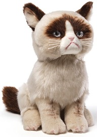 "Grumpy Cat Plush Toy (9"")"