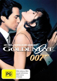 GoldenEye (2012 Version) on DVD