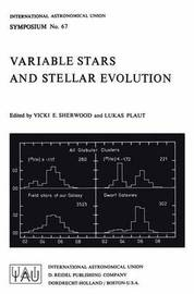 Variable Stars and Stellar Evolution by V. E. Sherwood