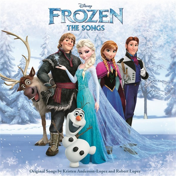 Frozen: The Songs by Various image