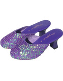 Fairy Girls - Princess Slipper in Lilac (Small, age 2-4)