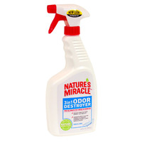 Nature's Miracle: 3IN1 Odor Destroyer (Fresh Linen Scent)