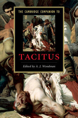 The Cambridge Companion to Tacitus image