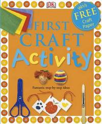 First Craft Activity Book image
