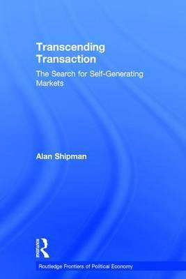Transcending Transaction by Alan Shipman image