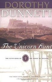 Unicorn Hunt, the by Dunnett Dorothy image