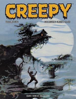 Creepy Archives Volume 5