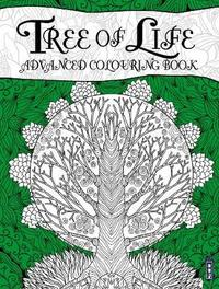 Tree of Life Advanced Colouring Book by David Stewart