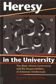 Heresy in the University by Jacques Berlinerblau