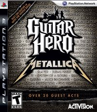 Guitar Hero: Metallica for PS3 image