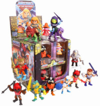 Masters of the Universe: Wave 2 - Action Vinyl Figure (Assorted Designs)