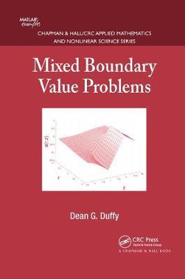 Mixed Boundary Value Problems by Dean G. Duffy image