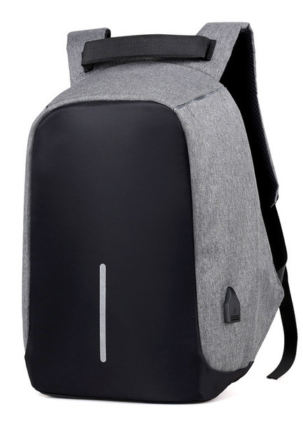 "Ape Basics: 15.6"" Anti-theft Backpack - Gray"