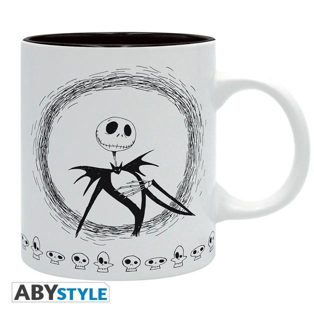 Nightmare Before Christmas: Mug - Jack (320ml)