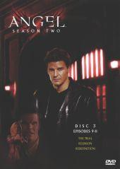 Angel Season 2 - Disc 3 on DVD