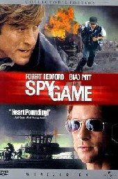 Spy Game on DVD