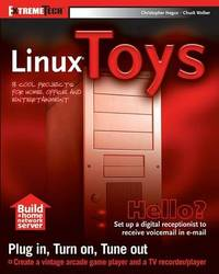 Linux Toys by Christopher Negus