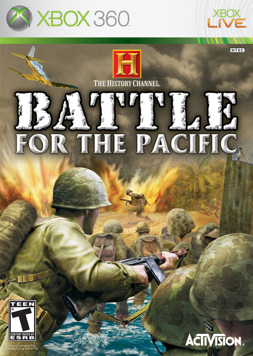 History Channel: Battle for the Pacific for X360