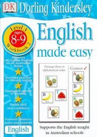 English Made Easy Level 2 (Age 8-9): Workbook 2 by Dorling Kindersley image