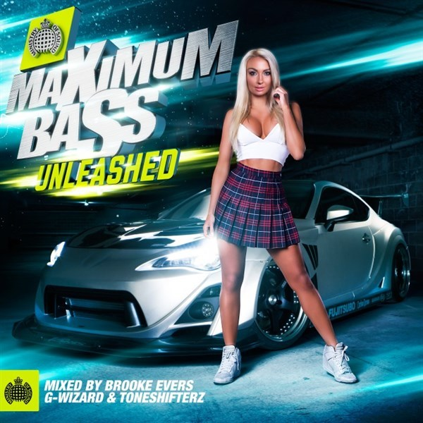 Ministry Of Sound Maximum Bass Unleashed by Various