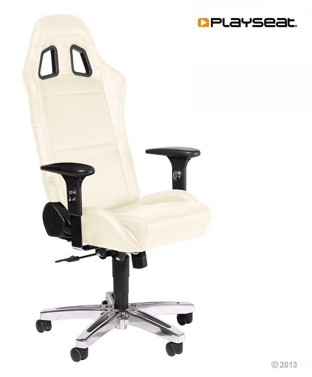 Superieur Playseat Gaming Chair U2013 White For