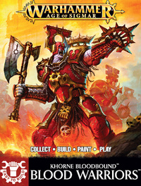 Warhammer: Easy to Build Bloodwarriors