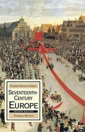 Seventeenth-Century Europe by Thomas Munck image