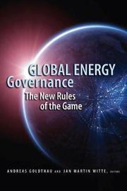 Global Energy Governance image