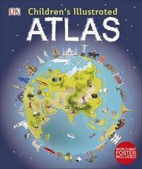 Children's Illustrated Atlas by Andrew Brooks