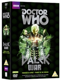 Doctor Who: Dalek War Box on DVD