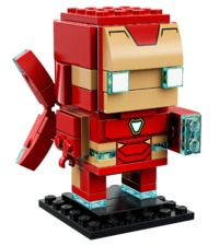LEGO Brickheadz: Iron Man (41604)