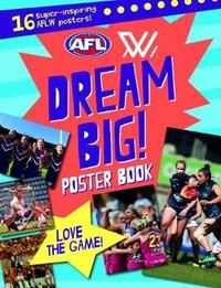 Aflw Dream Big! Poster Book by Five Mile image