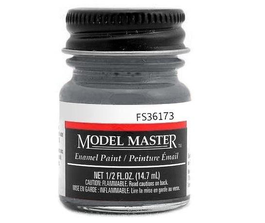 Testors: Enamel Paint - AMC Gray (Flat)