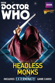 Doctor Who: The Headless Monks image