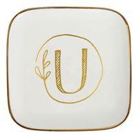 Trinket Plate - U