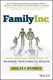 Family Inc. by Douglas P. McCormick