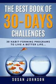 The Best Book of 30 Days Challenges by Susan Johnson image